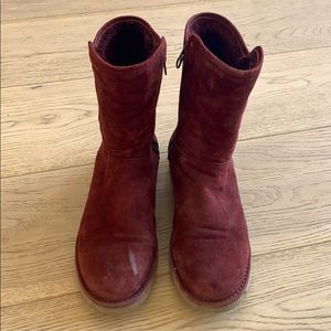 UGG Classic Genuine Shearling Boots